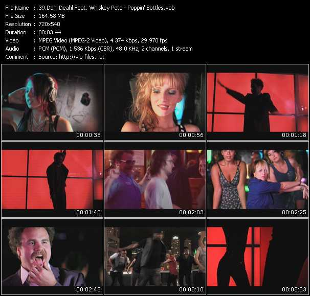 Dani Deahl Feat. Whiskey Pete video screenshot