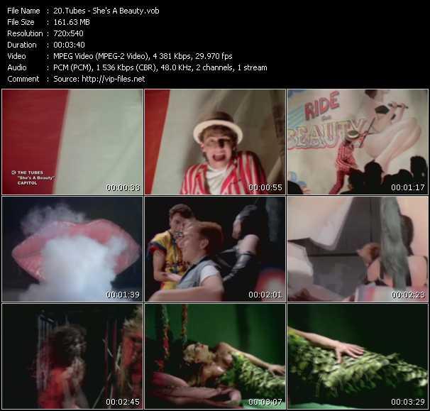 Tubes video screenshot