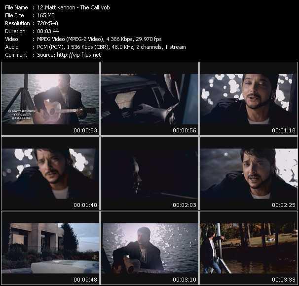 Matt Kennon video screenshot