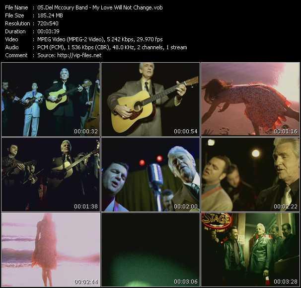 Del Mccoury Band video screenshot