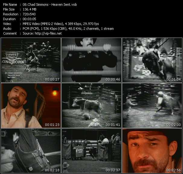 Chad Simmons video screenshot