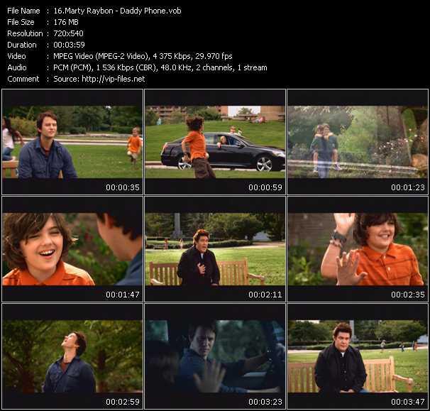 Marty Raybon video screenshot