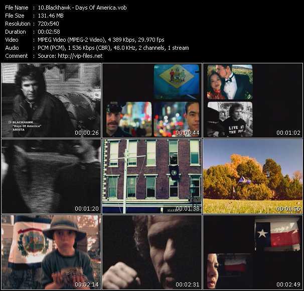 Blackhawk video screenshot