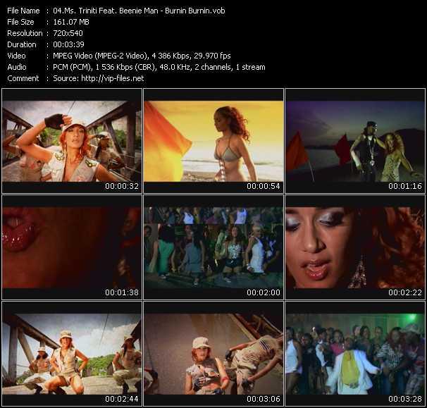 Ms. Triniti Feat. Beenie Man video screenshot