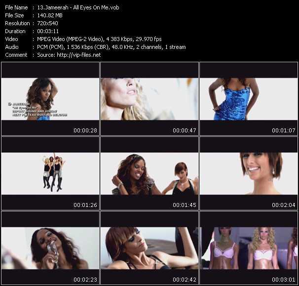 Jameerah video screenshot