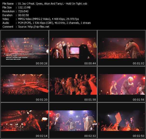 Jay-J Feat. Qwes, Akon And Tariq L video screenshot