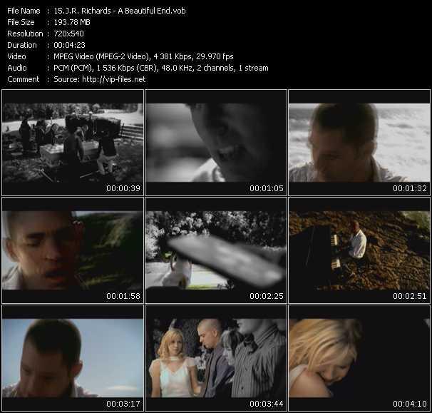 J.R. Richards video screenshot