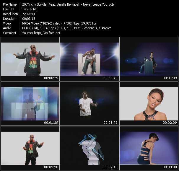 Tinchy Stryder Feat. Amelle Berrabah video screenshot