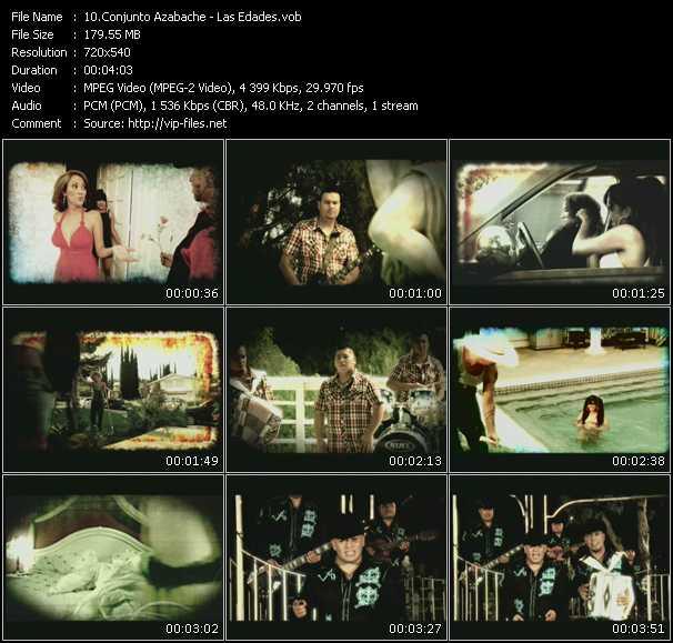 Conjunto Azabache video screenshot