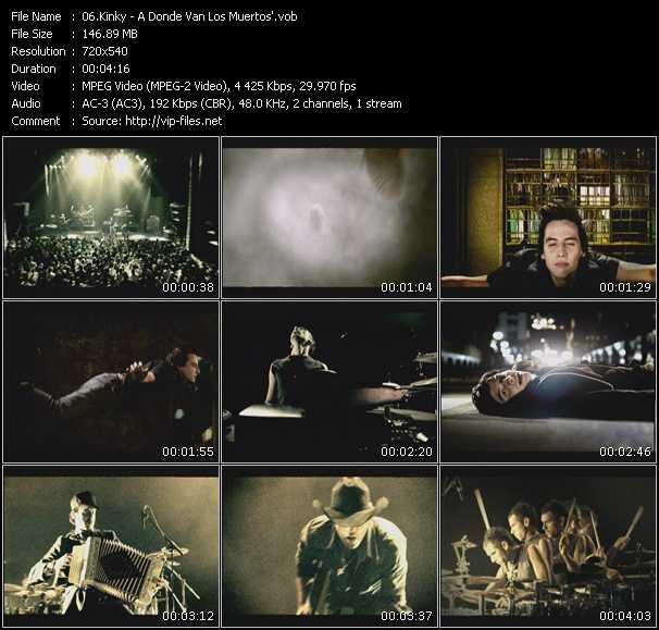 Kinky video screenshot