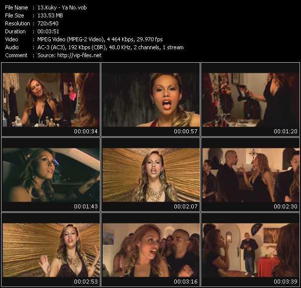 Kuky video screenshot