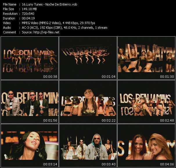 Luny Tunes video screenshot