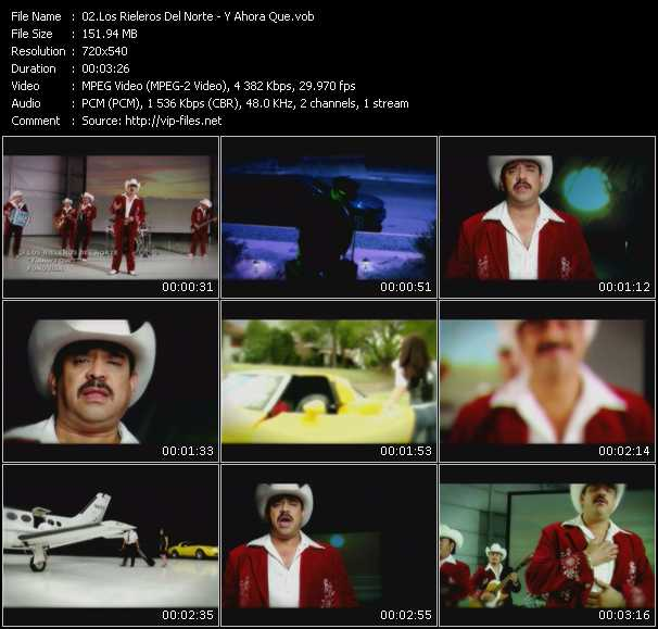Los Rieleros Del Norte video screenshot