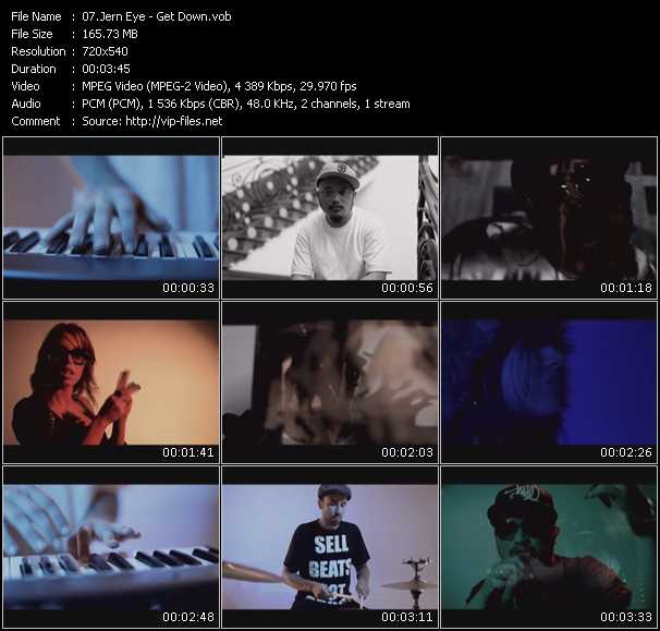 Jern Eye video screenshot