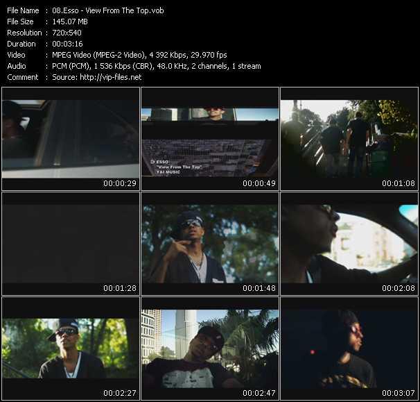 Esso video screenshot