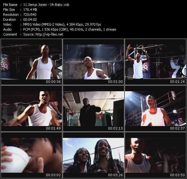 Serius Jones video screenshot