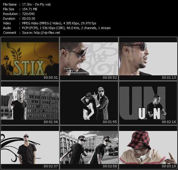 Stix video screenshot