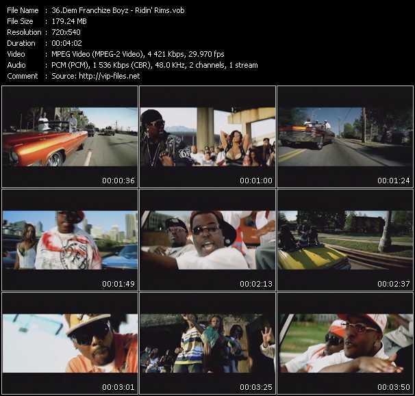 Dem Franchize Boyz video screenshot