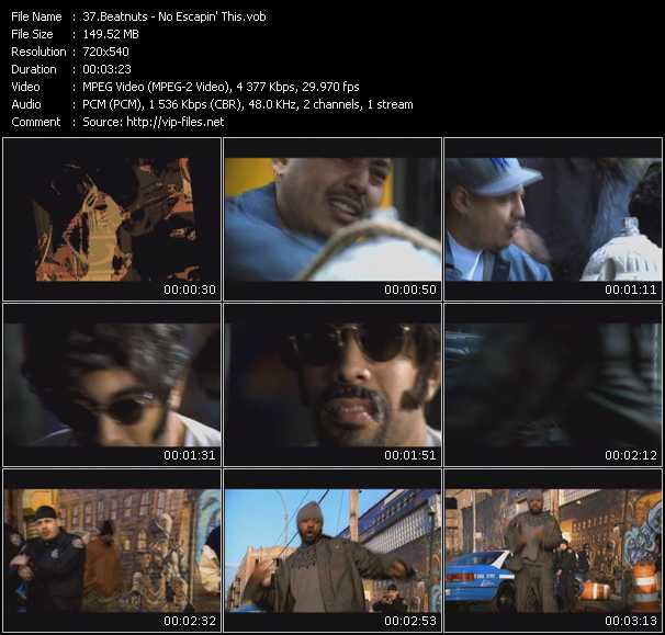 Beatnuts video screenshot