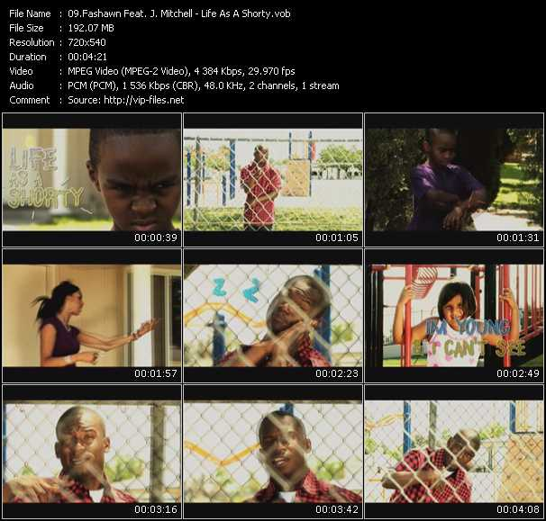 Fashawn Feat. J. Mitchell video screenshot
