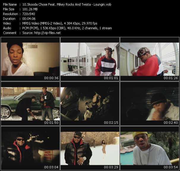 Skooda Chose Feat. Mikey Rocks And Twista video screenshot