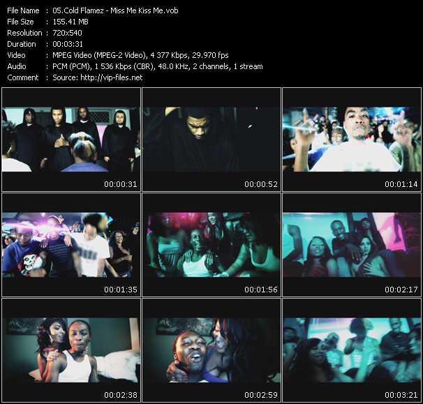 Cold Flamez video screenshot
