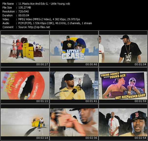 Masta Ace And Edo G. video screenshot