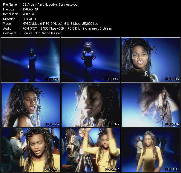 Ardis video screenshot