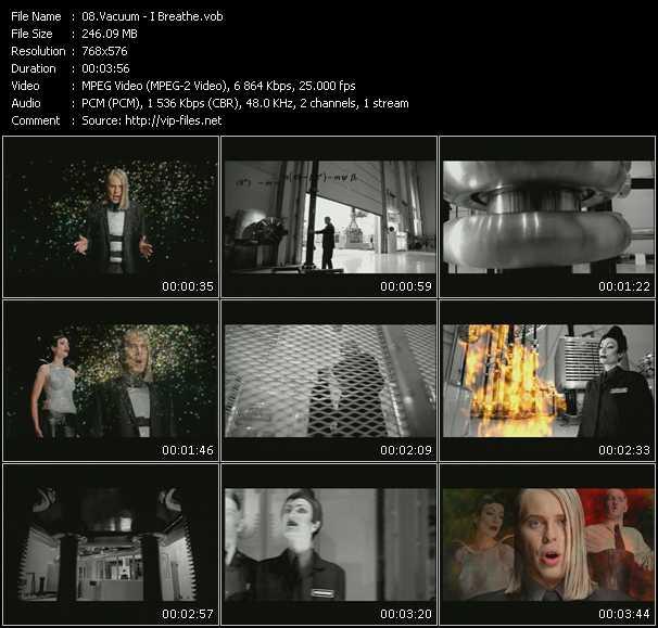 Vacuum video screenshot
