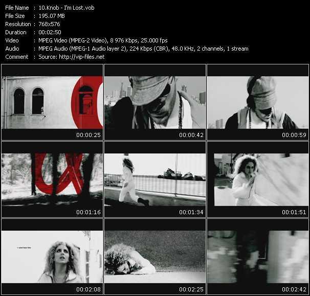Knob video screenshot