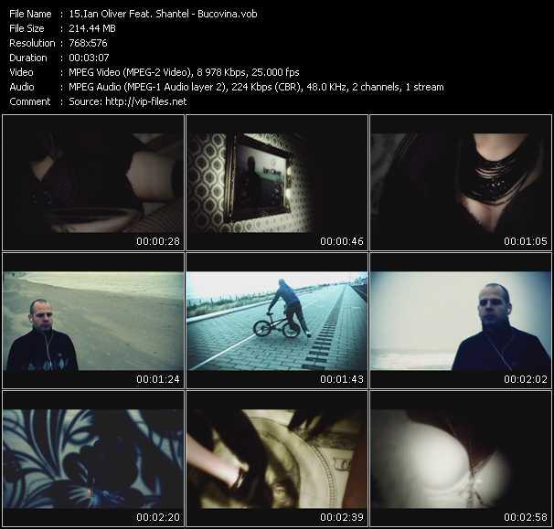 Ian Oliver Feat. Shantel video screenshot