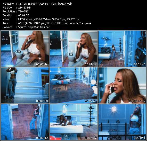 Toni braxton video voyeur