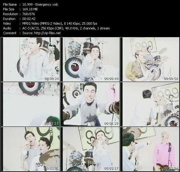 999 video screenshot
