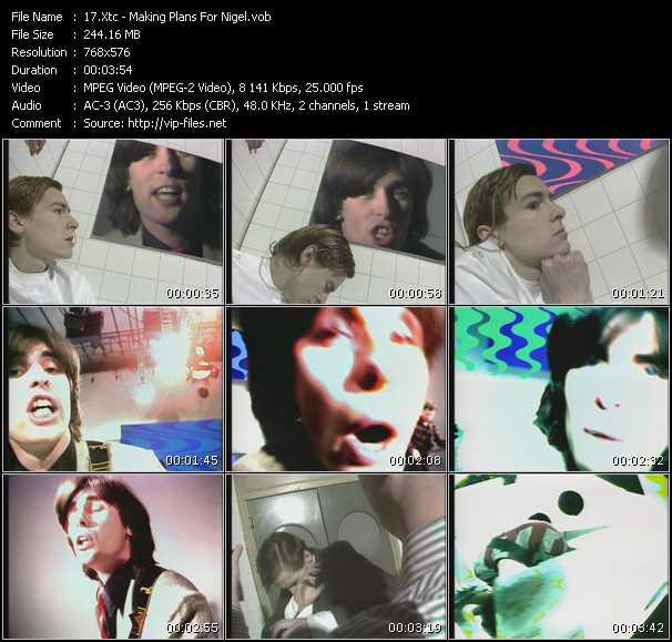 Xtc video screenshot