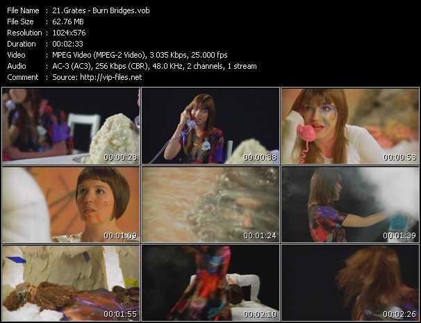 Grates video screenshot