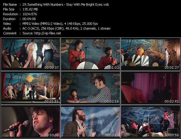 Something With Numbers video screenshot