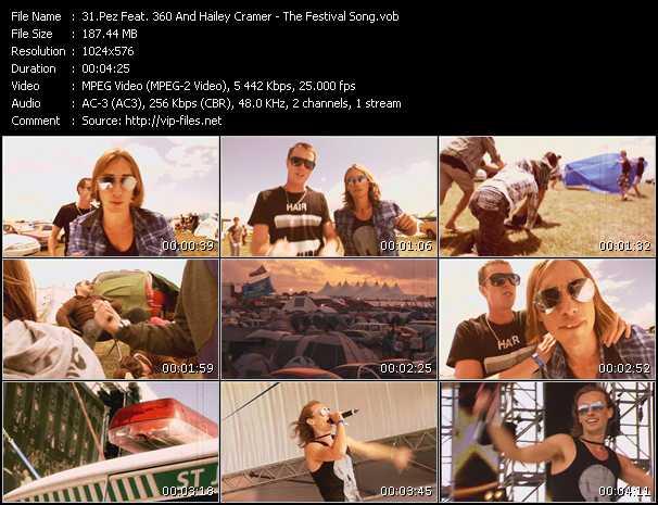 Pez Feat. 360 And Hailey Cramer video screenshot