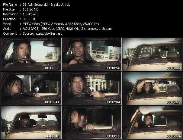 Ash Grunwald video screenshot