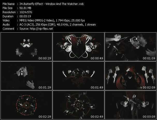 Butterfly Effect video screenshot