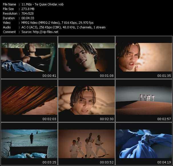 Mdo video screenshot