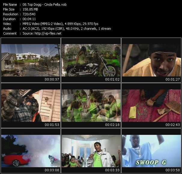 Top Dogg video screenshot