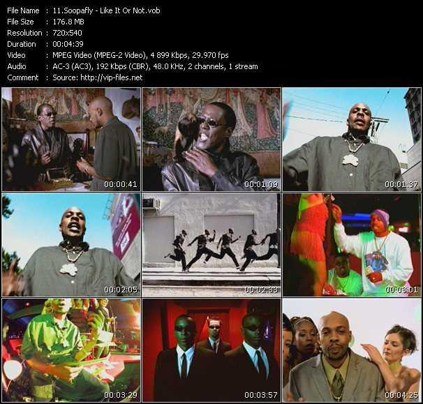 Soopafly video screenshot