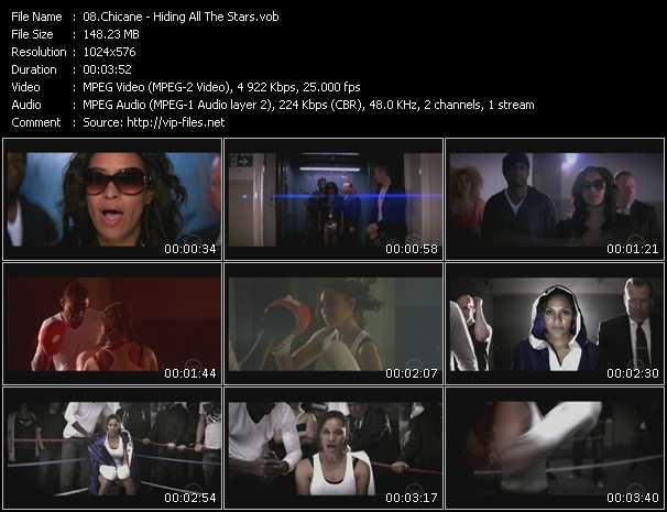 video Hiding All The Stars screen