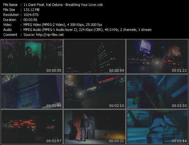 Darin Feat. Kat DeLuna video screenshot