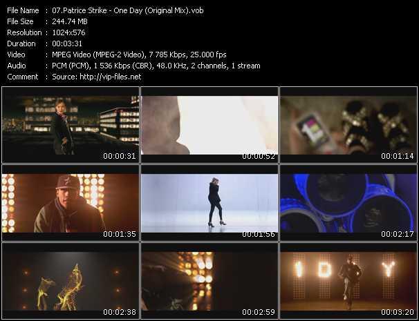 Patrice Strike video screenshot