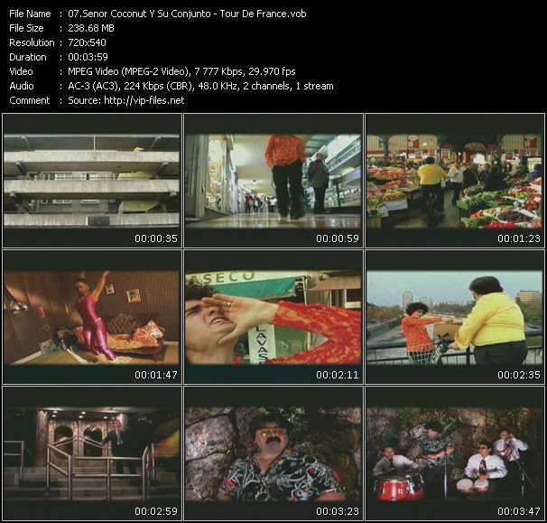 Senor Coconut Y Su Conjunto video screenshot