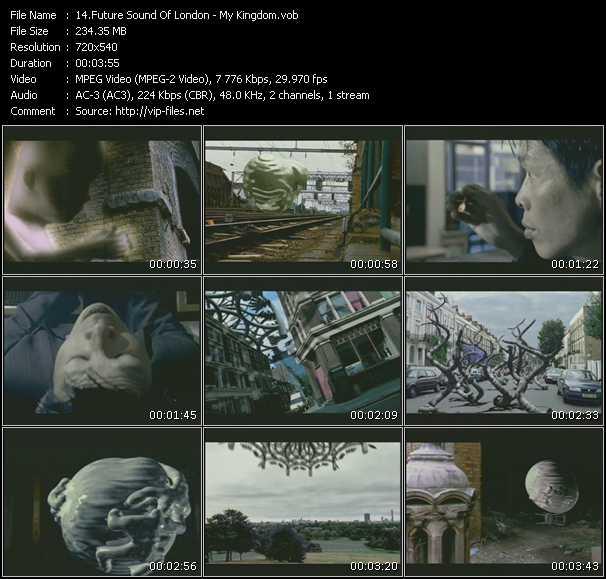 Future Sound Of London video screenshot