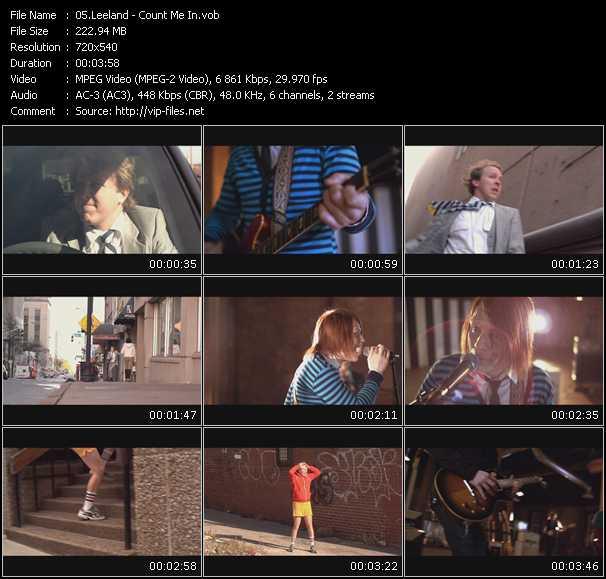 Leeland video screenshot