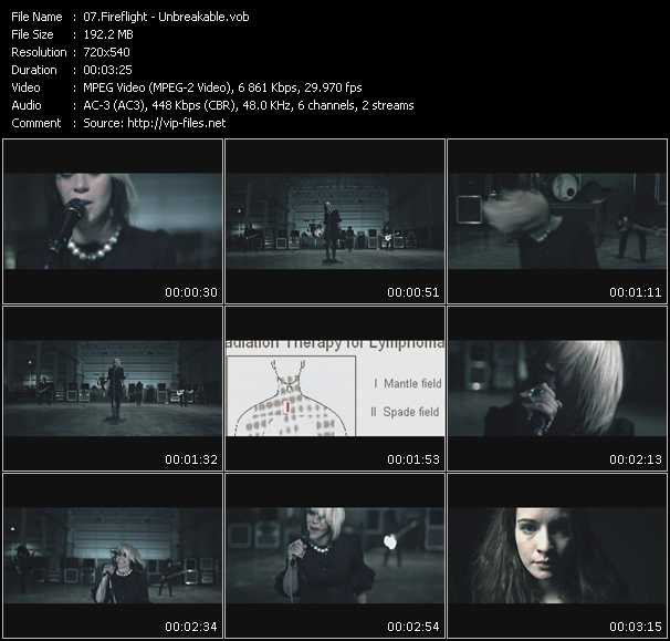 Fireflight video screenshot