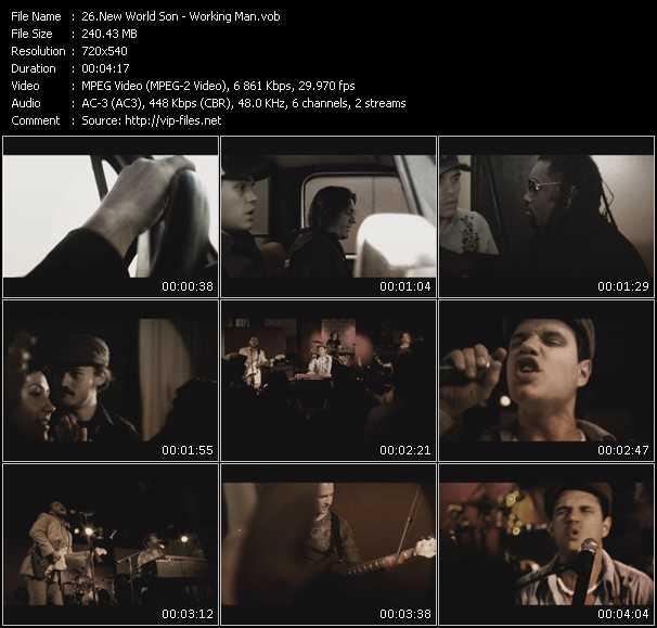 NewWorldSon video screenshot